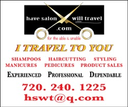 Have Salon Will Travel